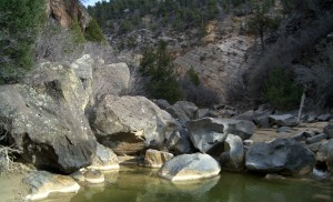 Upper Kanab Creek