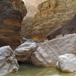 Kanab Creek Rockfalls