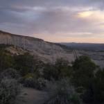 Sundown on Paradise Peak