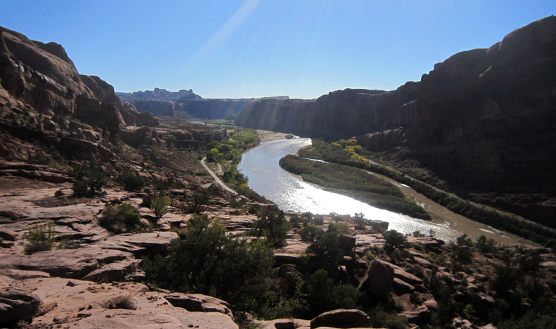 Colorado River View