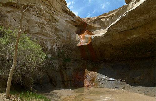 Muley Falls