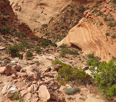 North Canyon Descent