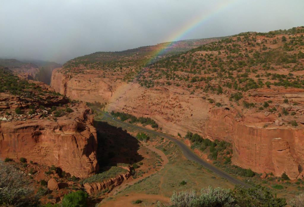 escalante canyon potholes