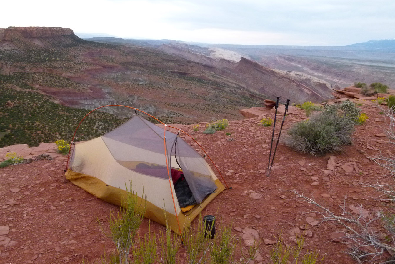 Camp Awesome at the edge of the Fold