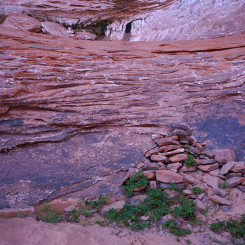 The Stacked-Rock Climb