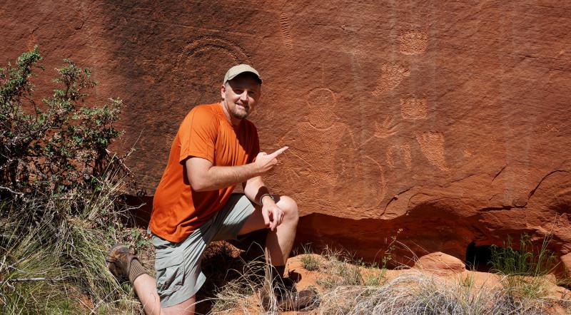 Choprock Petroglyphs