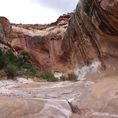 western exit canyon