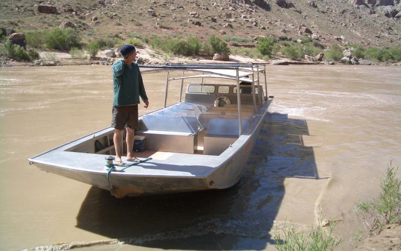 Tex's Riverways Jetboat