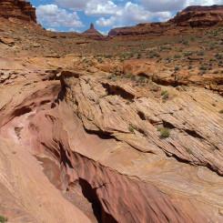 upper Happy Canyon Narrows