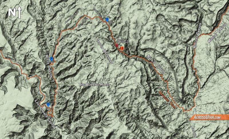 Navajo_Reece_Map